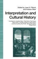 Interpretation And Cultural History