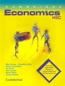Cover of Cambridge HSC Economics