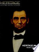 Heritage Political   Americana Auction  685