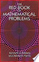 The Red Book of Mathematical Problems Book