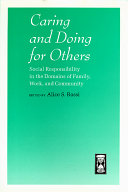 Caring and Doing for Others