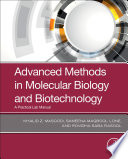 Advanced Methods in Molecular Biology and Biotechnology