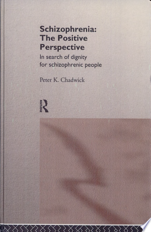 Download Schizophrenia Free Books - E-BOOK ONLINE