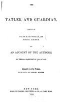 The Tatler and Guardian