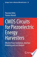 CMOS Circuits for Piezoelectric Energy Harvesters