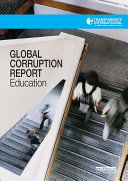 Global Corruption Report  Education
