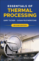 Essentials of Thermal Processing Book