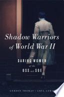 Shadow Warriors of World War II Book