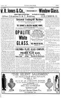 National Glass Budget