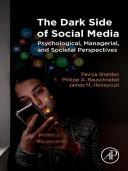 The Dark Side of Social Media Pdf/ePub eBook