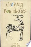 Crossing Boundaries Book