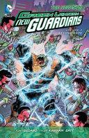 Green Lantern  New Guardians