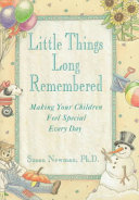Little Things Long Remembered