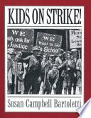 Kids on Strike  Book
