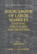 Sourcebook of Labor Markets [Pdf/ePub] eBook