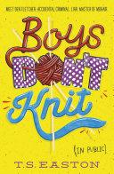 Pdf Boys Don't Knit Telecharger