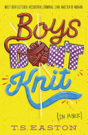 Boys Don't Knit Pdf/ePub eBook
