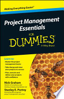 Project Management Essentials For Dummies  Australian and New Zealand Edition