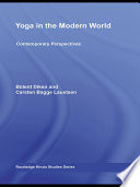 Yoga in the Modern World