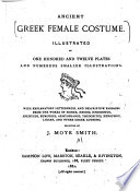 Ancient Greek Female Costume Book PDF