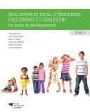 Pdf Développement social et émotionnel chez l'enfant et l'adolescent Telecharger