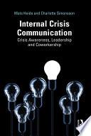 Internal Crisis Communication