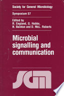 Microbial Signalling and Communication Book