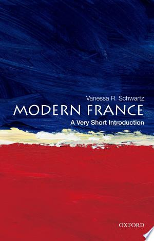 Download Modern France: A Very Short Introduction online Books - godinez books