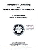 Pdf Strategies for Combatting the Criminal Receiver of Stolen Goods