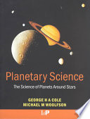 Planetary Science Book