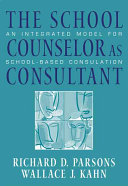 The School Counselor as Consultant