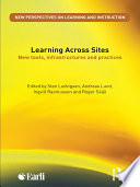Learning Across Sites Book PDF