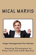 Anger Management for Women Book