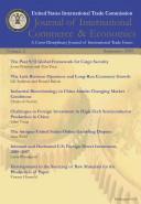 Journal of International Commerce   Economics Volume II