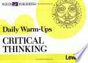 Daily Warm-Ups for Critical Thinking