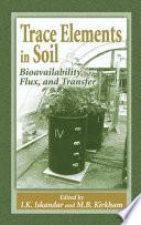 Trace Elements In Soil Book PDF
