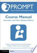 PROMPT Course Manual  Australian New Zealand Edition Book