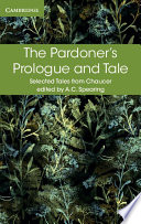 The Pardoner S Prologue And Tale Selected Tales From Chaucer