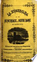 La Esmeralda  or  the Hunchback of Notre Dame