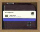 Moleskine Smart Wallet, Payne's Grey