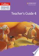 Collins International Primary English     International Primary English Teacher   s Guide  Stage 4