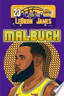 Lebron James Malbuch