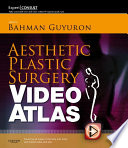 Aesthetic Plastic Surgery Video Atlas E Book Book PDF