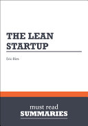 Summary  The Lean Startup   Eric Ries Book