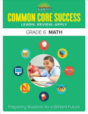 Barron's Common Core Success Grade 6 Math