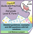CogAt® Guide and Practice for 2nd grade