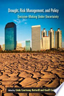 Drought Risk Management And Policy Book PDF