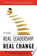 Real Leadership Real Change