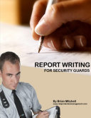 Pdf Report Writing For Security Guards