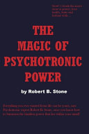 The Magic of Psychotronic Power